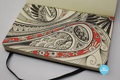 craft, illustrations, art, moleskine, cosmos, paint, typography, lex wilson, moleskin illustr