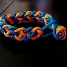 River bar para cord bracelet