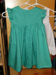 I made this dress.
