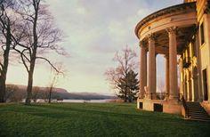 Vanderbilt estate I Hyde Park, NY