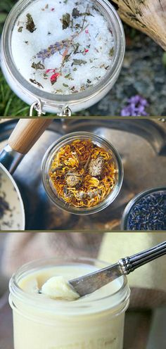 DIY Beauty and Skin Care Recipes - Natural Bath and Body Recipes