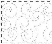 Free Quilting Stencils Download : Quilting stencils/motifs on Pinterest Quilting, Machine Quilting Patterns and Stencil