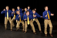 Vocal Point takes second at international collegiate a cappella contest