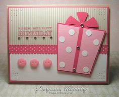 Birthday card...Georgeann Manning designer