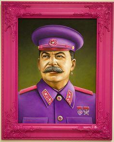 Fabulous Pink Tyrants Stalin
