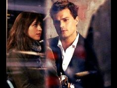 Fifty Shades of Grey:: [Jamie Dornan & Dakota Johnson]