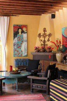 Interior and Designs, Southwest Home Decor Ideas : warm southwest home ...