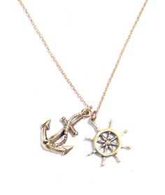anchors, pendants, style pinboard, helm pendant, accessories, fashion tast