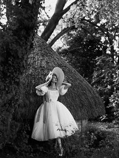 Photographed by Cecil Beaton