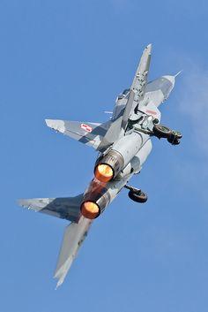 MiG-29A Fulcrum.