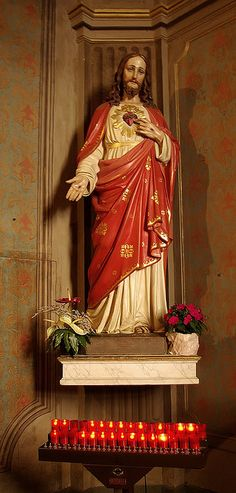 Sacred Heart of Jesus, I trust in Thee!!