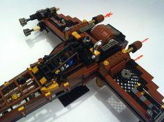 steampunk star wars spaceships