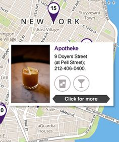 NYC Holiday Cocktail Map: 35 Festive Sips, 35 Epic Outfits