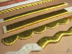 Stitch sampler