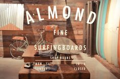 Almond Surfboards &