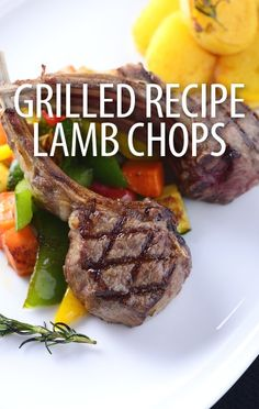 Michael Symon whipped up a special Grilled Lamb Chops with Lavender Salt recipe and a Quinoa Tabbouleh recipe on The Chew's Grill Out N' Chill Out episode. http://www.recapo.com/the-chew/the-chew-recipes/chew-grilled-lamb-chops-lavender-salt-recipe-quinoa-tabbouleh/