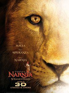 Le Cronache di Narnia: il Viaggio del Veliero #fantasy #narnia