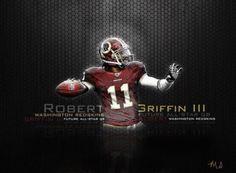 RG3 - Redskins!