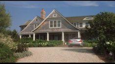 the entrance to Erica's Hampton Home ~