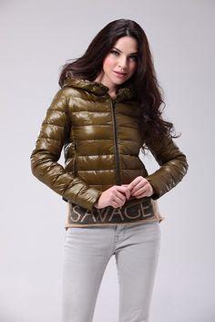 Buy Palm Moncler Fashion Down Jacket for Women  $229