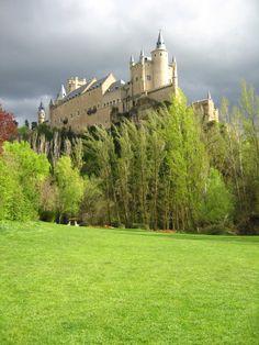 Segovia Castle - Spain