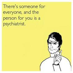 Ooooh I def know folks like this!