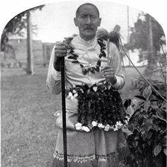 Samoan Cheif