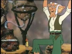 The BFG (Big Friendly Giant) complete movie (1989) one of my favorite books as a kid