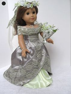 OOAK Princess Bride w/Accessories in Moss | eBay by decker009 ends 7/7/13 Bid $50 or BIN $75