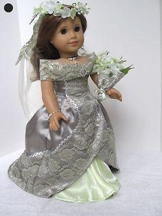 OOAK Princess Bride w/Accessories in Moss | eBay by decker009 ends 7/7/13 Bid $50 or BIN $75