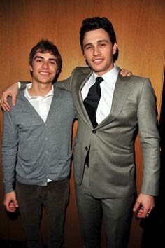Dave and James Franco-both plz