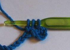 Extended Double Crochet Stitch   Ambassador Crochet