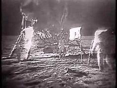First Moon Landing 1969 Video