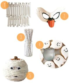 White Halloween | Oh Happy Day!