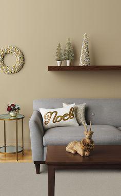 The Christmas cushion!