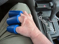 tiniest hand, hand therapi, hand splint