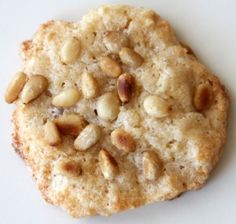Pignoli Cookies (Pin