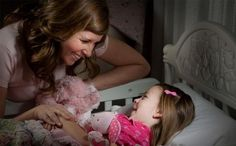 20 Bedtime questions to ask your children