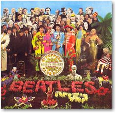Sgt. Peppers Lonely Heart Club Band - Beatles