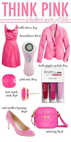 College Prep: Think Pink!