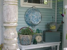 My Potting Shed ~ My Favorite Place to Be in the Summer  from hometalk