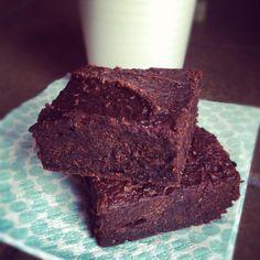 Chocolate Espresso Pumpkin Brownies Recipe – The Lemon Bowl