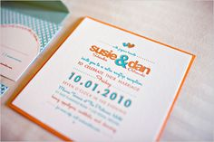 More freebie printables - Retro styled invitations