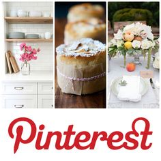Follow us on Pinterest!  See what the Garnish gals are liking today...