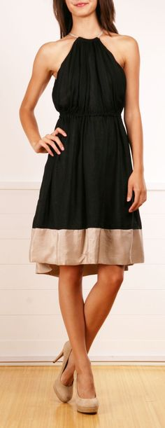 Perfect Black Dress.