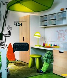 Project EffexX IKEA 2013 Kids Room Trend Picture