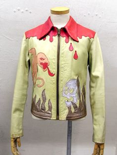 East West jacket available for 1.2 million yen