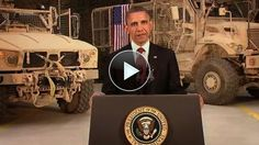 The Way Forward in Afghanistan: During a surprise trip to Afghanistan, President Obama discusses a historic strategic partnership agreement that will help to guide our future relationship with the country.