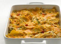 Healthified Chicken Tortilla Casserole- Eat Better America