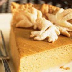 The Great Pumpkin Pumpkin Pie